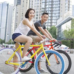 """成都构建慢行交通系统:撒下""""步行""""和""""自行车""""两张网"""
