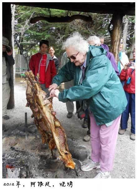 90岁奶奶环游世界 老了也可以疯狂 - 一炮手 - 一炮手的杂志型编撰博客