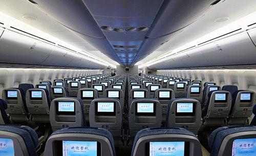 11月9日起你能搭全球最长双层飞机从成都飞北京了