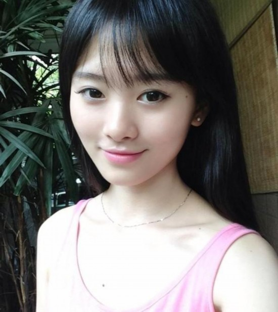 川妹子成中国4000年第一美女 写真照曝光 新