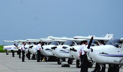 成都:2020年前建成金堂、都江堰通航機場
