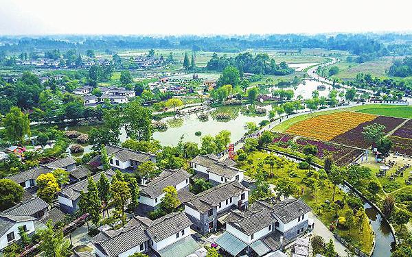 四川劃定永久基本農田7806萬畝 強化城市發展邊界約束