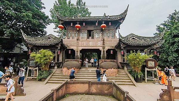 新華網VR|小鎮相冊之我是四川黃龍溪鎮