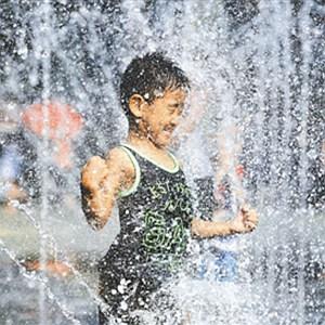 四川發布史上首個高溫黃色預警 未來4-6天10市氣溫38℃