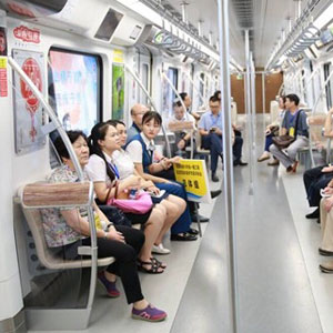 成都地鐵10號線預計9月底開通 城區到雙流機場僅15分鐘