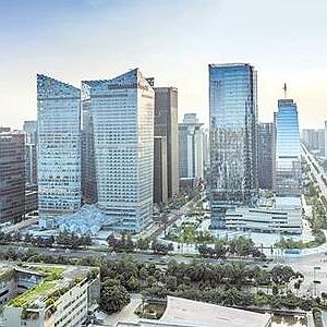 成都经济_成都经济技术开发区鸟瞰图-参观开放成就 点赞发展变化
