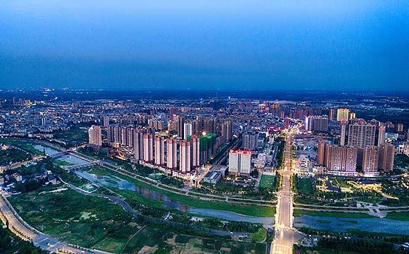晉原:三大産業融合發展 構建生態旅遊山水城