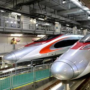 广深港高铁香港段试运营 未来成都有望9小时到香港