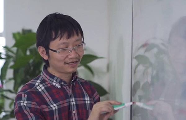 """我是蓉漂⑩ """"蓉漂""""周涛:用科技创新的力量,去建设让我们自豪的成都"""
