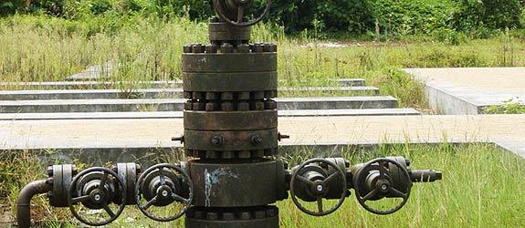 超深油氣井7002#