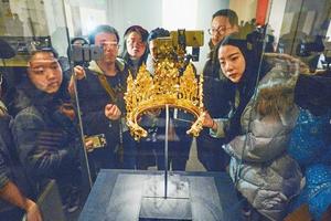 50万人次!阿富汗古代珍宝展在成都创全球巡展之最