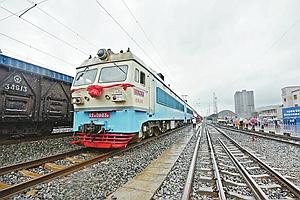 宜賓-欽州集裝箱鐵路班列首發 四川南向出海最便捷通道開啟