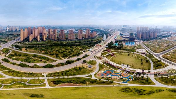 新華網VR|城市相冊之天府成都@成華區