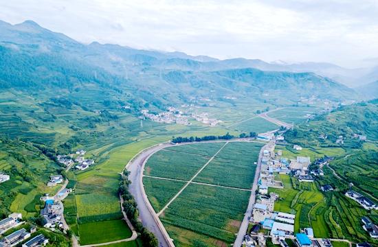 會東鉛鋅鎮:工業城鎮展新貌 鄉村振興顯特色