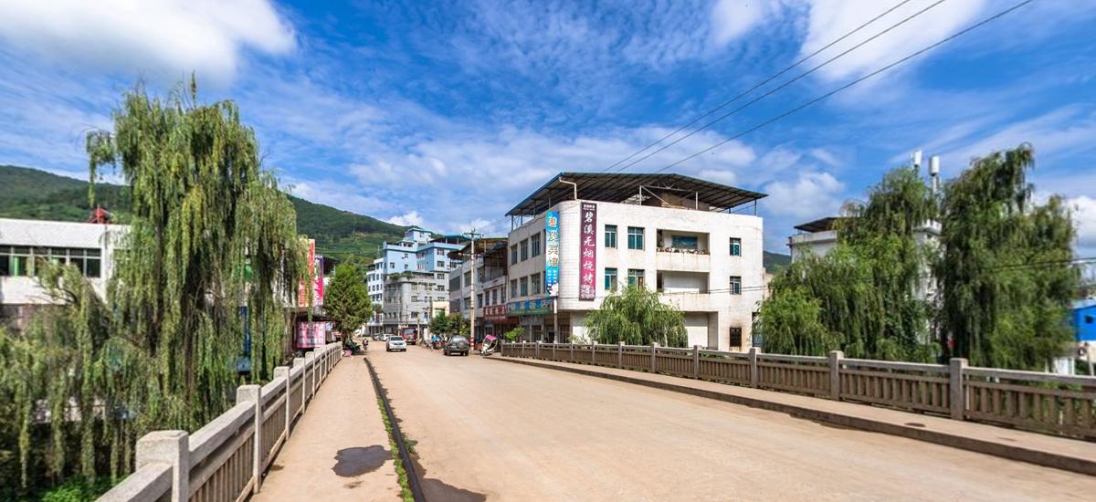 新華網VR|小鎮相冊之我是四川鉛鋅鎮