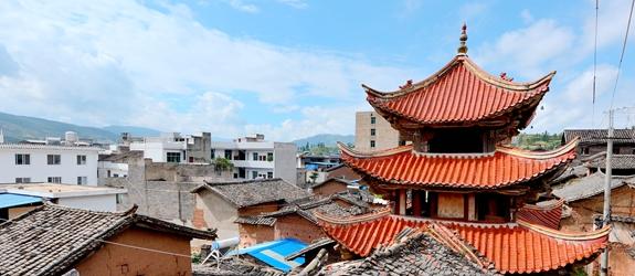 姜州古鎮老街