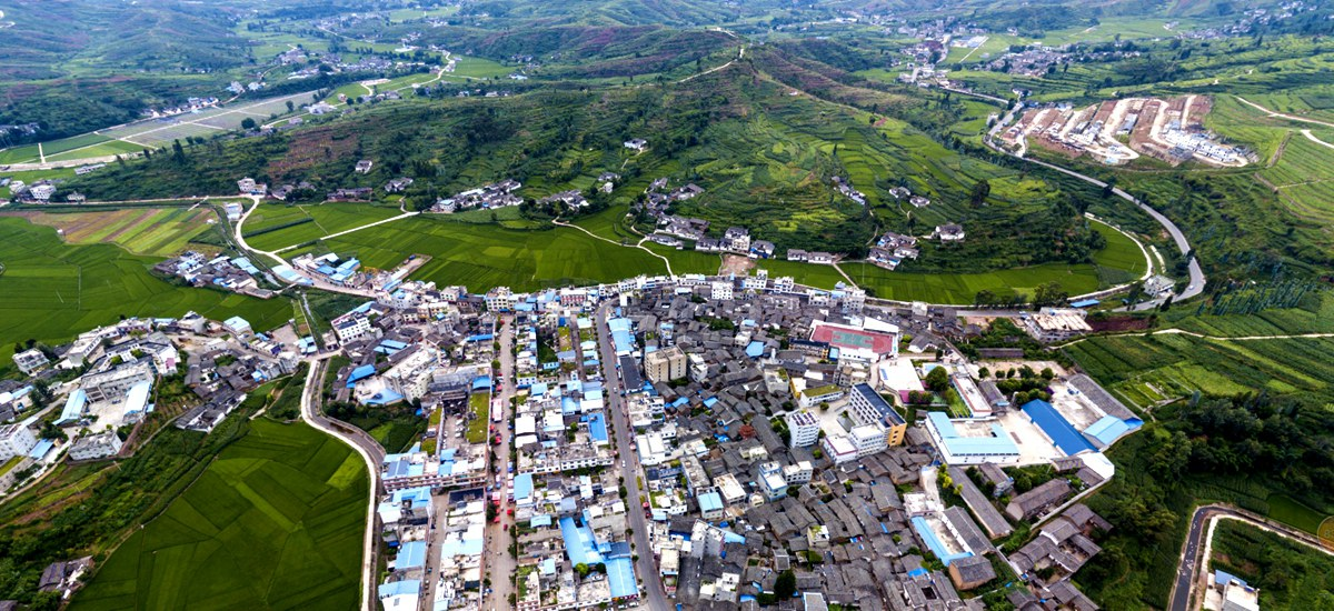 新華網VR|小鎮相冊之我是四川姜州鎮