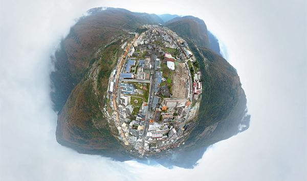 新華網VR|小鎮相冊之我是四川磨西鎮