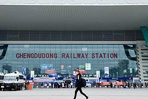 2019年春運開啟,川渝黔三地鐵路旅客出行人數將超4000萬