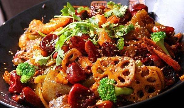 這就是川菜