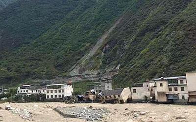 國社@四川|強降雨已造成四川阿壩州9人死亡 35人失聯