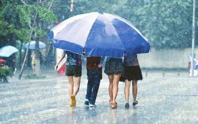 """昨天成都的雨有多大? 數據告訴你:""""史上""""9月最強暴雨"""