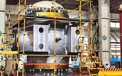 國內最高水頭抽水蓄能電站機組核心部件在川研制成功
