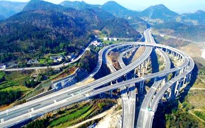 四川高速公路建成裏程將超8000公裏