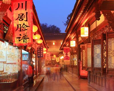 四川639家景區假期首日迎客140余萬