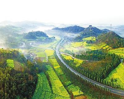 走進蜀門重鎮,一步一景、步步生景 解碼崇州全域旅遊