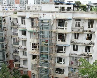 四川:鼓勵老舊小區加裝電梯 一部電梯一個方案