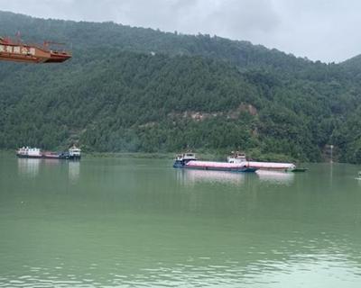 嘉陵江集裝箱班輪首航 廣元到重慶每噸運費再降20元