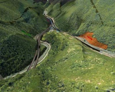 全線海拔3000米以上 久馬高速四川段全面開建