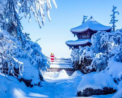 四川洪雅縣將舉辦2020四川冰雪和溫泉旅遊節