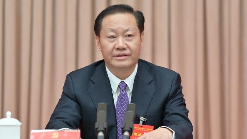 """彭清華在《求是》雜志發表署名文章:堅持係統觀念謀劃推動""""十四五""""經濟社會發展"""