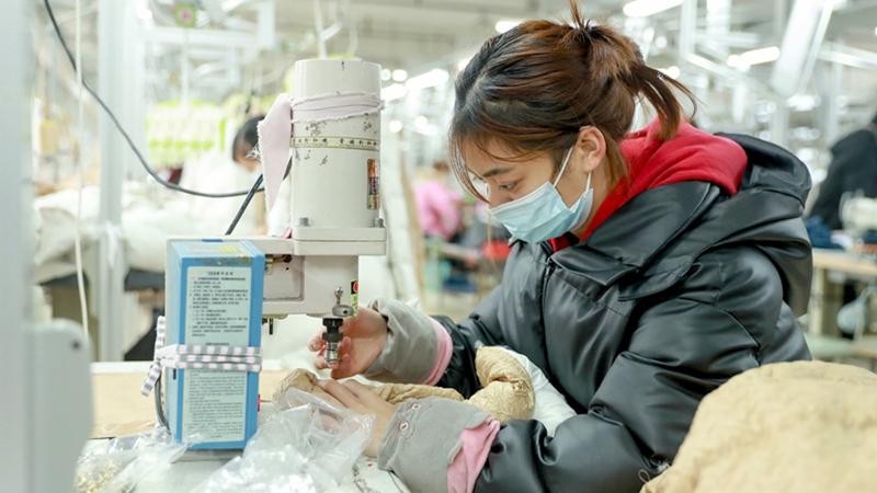 國社@四川|四川華鎣:增設冬季用工崗位 促進農民家門口就業增收