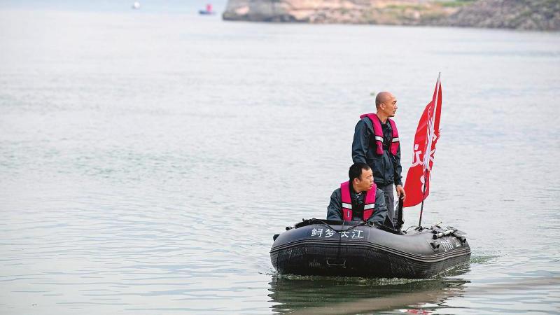 回訪長江禁漁後的四川上岸漁民:兩年巡河13萬公裏 捕魚人變身護魚人