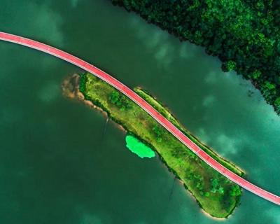 精準落實河長制 天府新區繪就水清岸綠生態畫卷