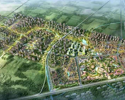 """環球融創未來城 打造""""千億級樂園主題城市"""""""