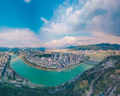 """廣元:把整治南河作為""""重點民生工程""""之一,打好污染防治攻堅戰"""
