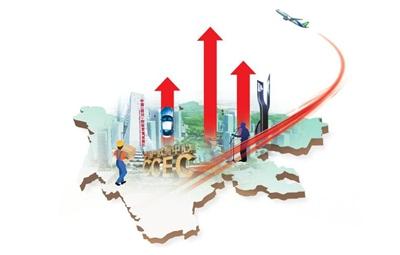 四川GDP48598.8億元 比上年增長3.8%