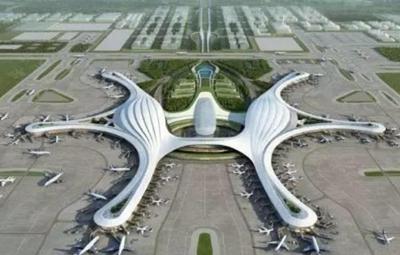 成都天府國際機場正式試飛 計劃6月30日前投用