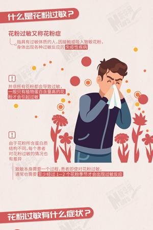 踏青小心過敏!花粉過敏怎麼破?