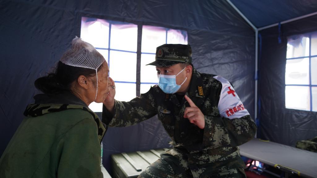 四川瀘縣發生6.0級地震 救援有序開展
